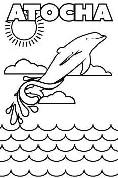 Atocha Drawing