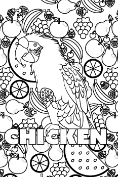 Drawing of Chicken