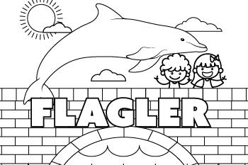 Flagler drawing