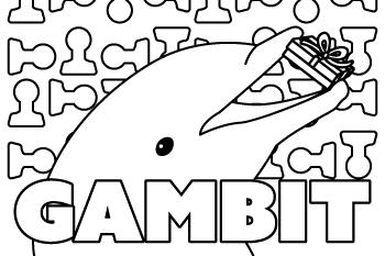 Drawing of Gambit