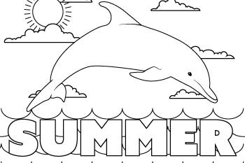 Summer drawing
