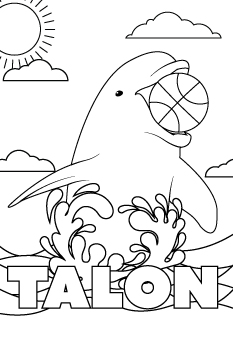 Talon drawing