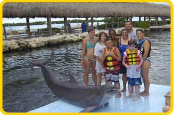 Bring your family to meet our family in the fabulous Florida Keys!