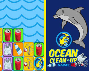 Ocean Clean-up Game